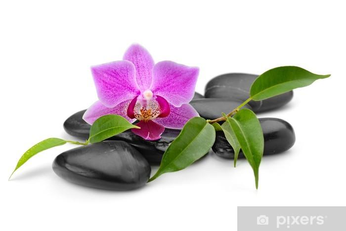 Sticker Pixerstick Orchidée - Styles