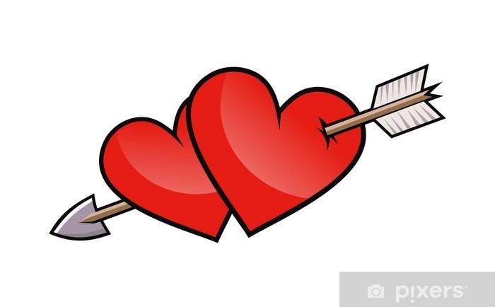 vinilos-dos-corazon-rojo-con-la-flecha-vector.jpg.jpg
