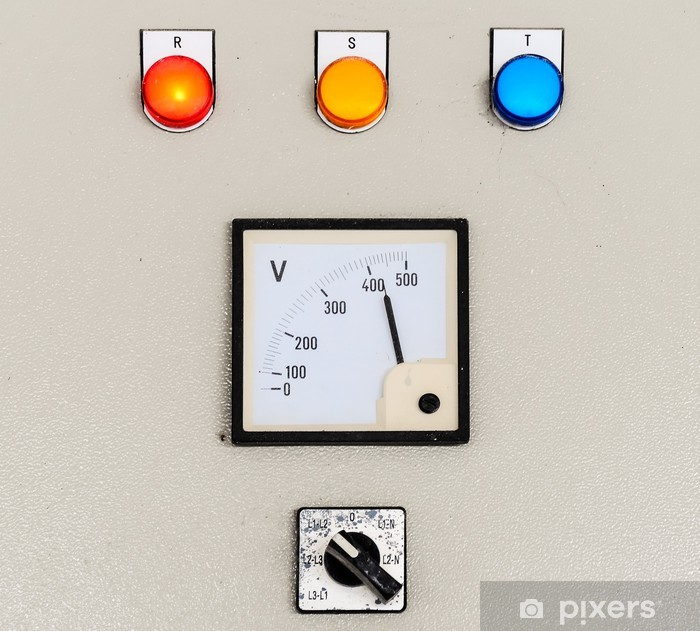 Electrical Control Panel Pixerstick Sticker Success And Achievement