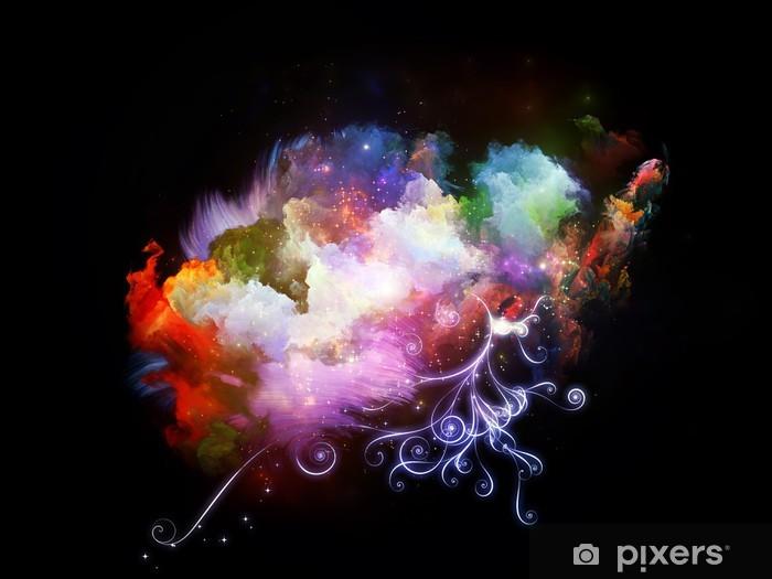 Fotomural Estándar Diseño fresco Nebulosas - Artes y creación