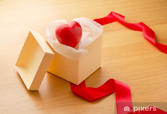 Naklejka Pixerstick Miłość - Świętowanie