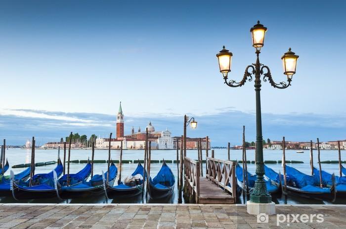 Papier peint vinyle San Giorgio - Venise - Villes européennes