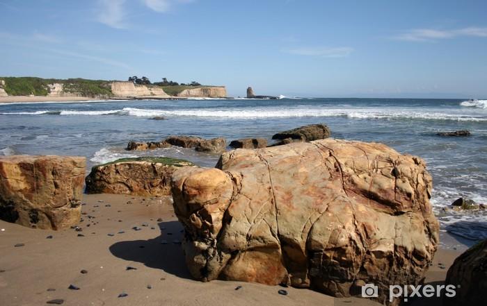 Fototapeta winylowa Lost Coast - Woda