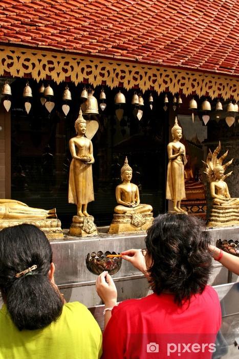 Nálepka Pixerstick Chiang Mai 11 - Náboženství
