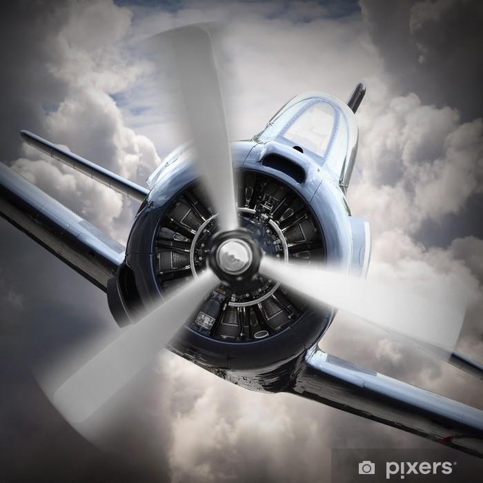 Naklejka Pixerstick Fighter - Tematy