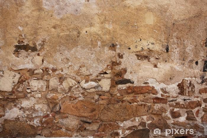 Nálepka Pixerstick Staré cihlové zdi - Témata