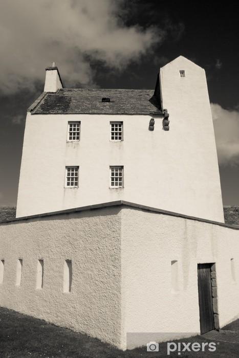 Nálepka Pixerstick Zámek Corgarff, Skotsko - Evropa
