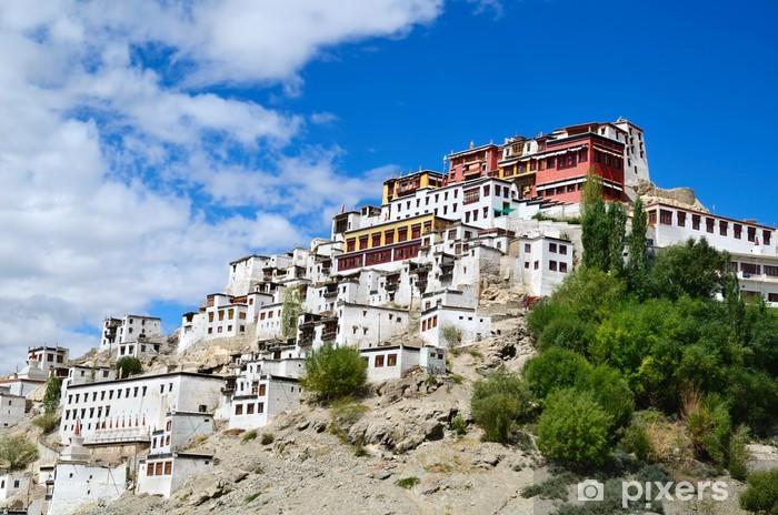 Vinyl-Fototapete Tibetischen Kloster - Öffentliche Gebäude