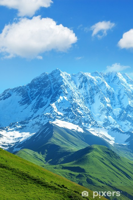 Vinilo para Nevera Montaña - Destinos
