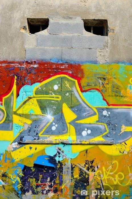 Carta Da Parati Murales.Carta Da Parati Murales Graffiti A Genova Italia Pixers Viviamo Per Il Cambiamento