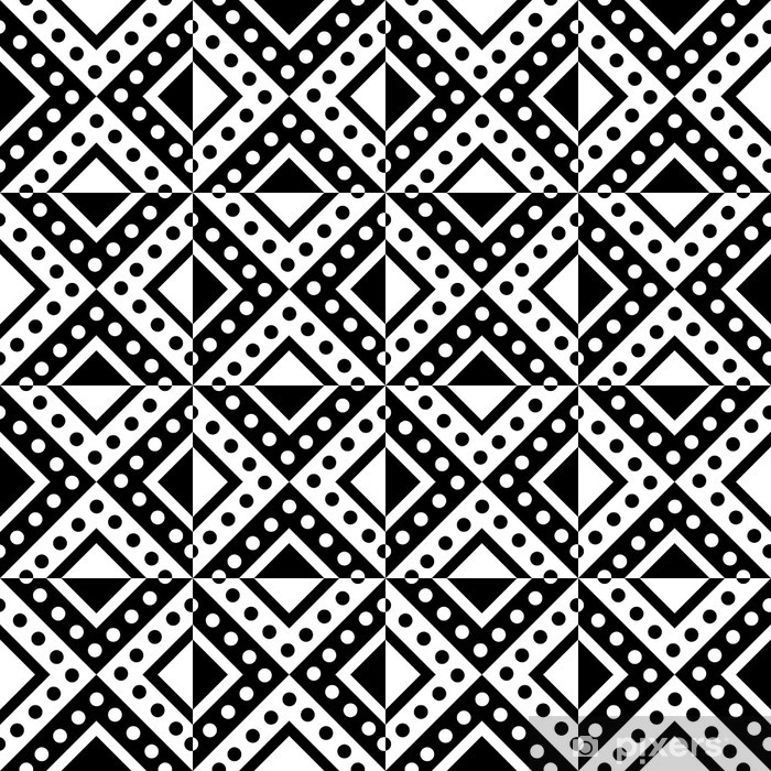 Seamless pattern Vinyl Wall Mural - Styles