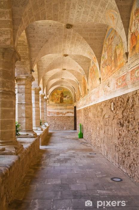 Papier peint vinyle Église de Santa Maria delle Grazie. Manduria. Pouilles. Italie. - Vacances