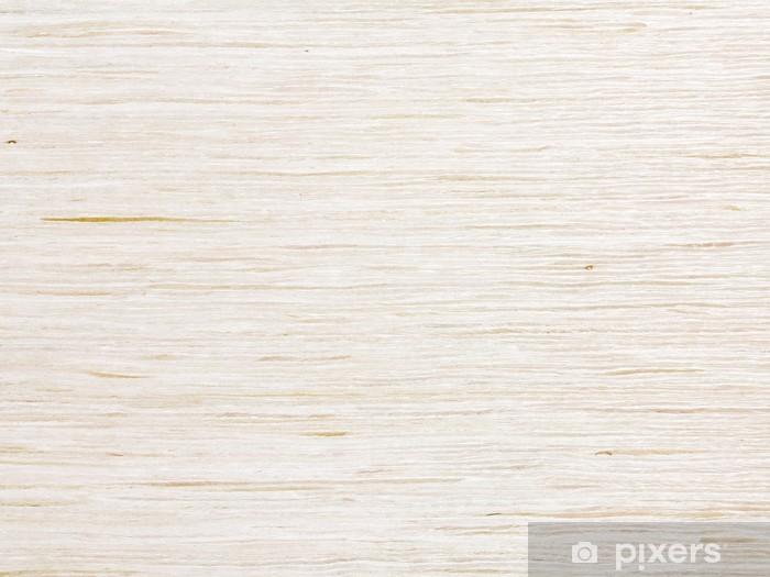 Bleached (white) Oak Wood Texture Wall Mural   Vinyl