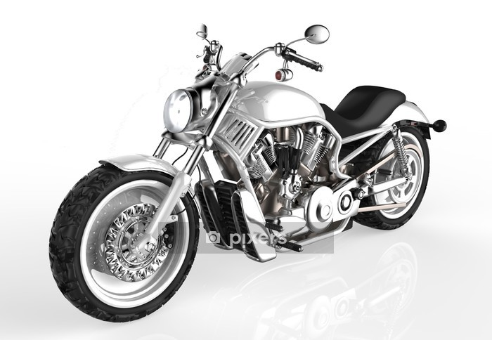 motorcycle Wall Decal - Wall decals