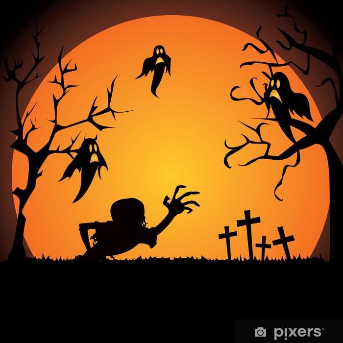 Sticker Pixerstick Halloween - Thèmes