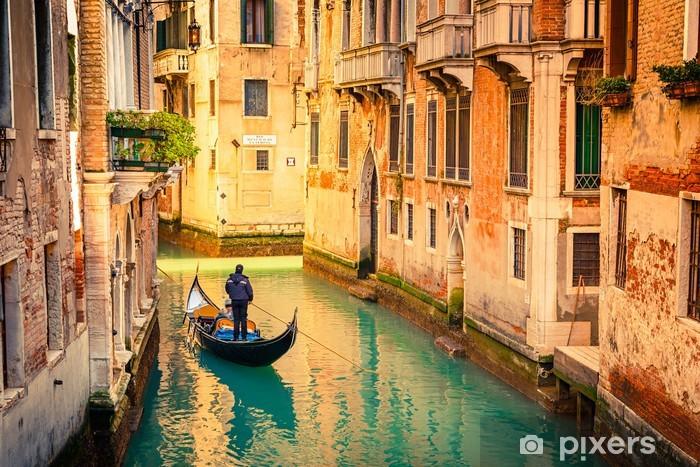 Fototapet av Vinyl Grande i Venedig -