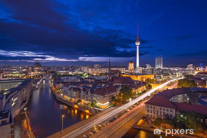 Pixerstick Dekor Berlin, Tyskland Stadsbild - Tyskland