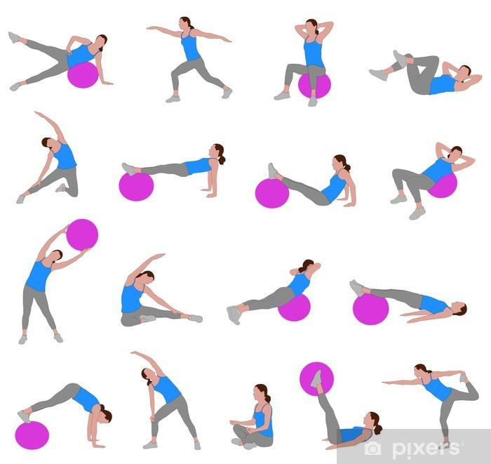 хорошего пилатес комплекс упражнений в картинках предложили