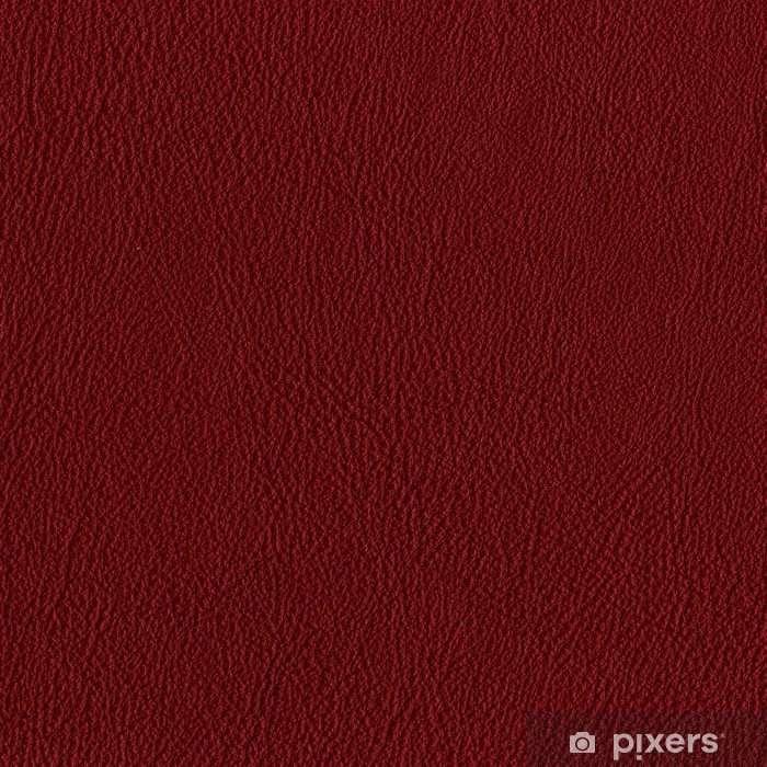 Dark Red Leather Texture Vinyl Wall Mural Accessories