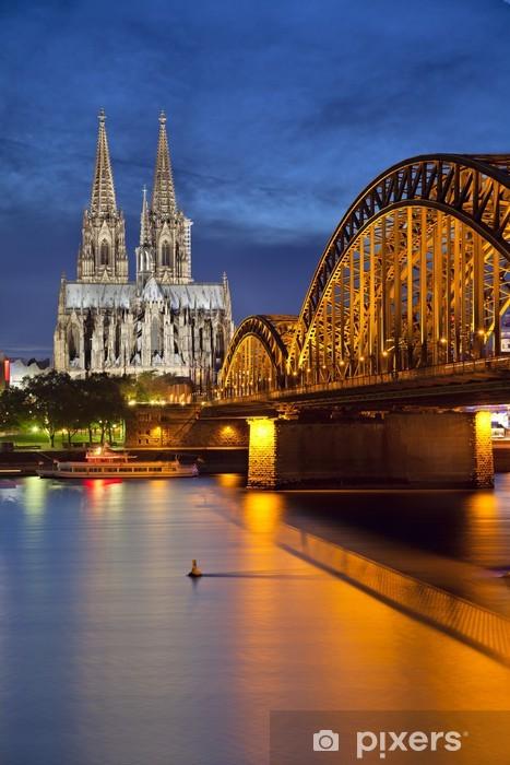 Fotomural Estándar Colonia Alemania - Alemania