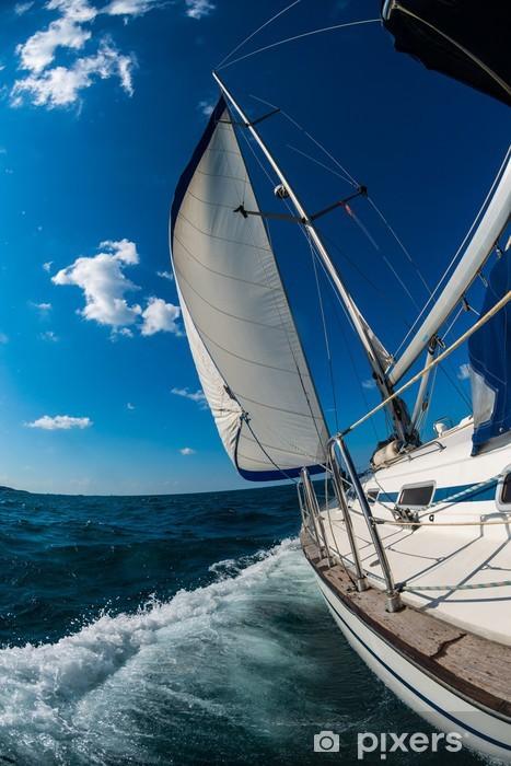 Sailing Vinyl Wall Mural - Water Sports
