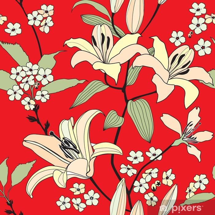 Plakát Lily-backgr-1a - Pozadí
