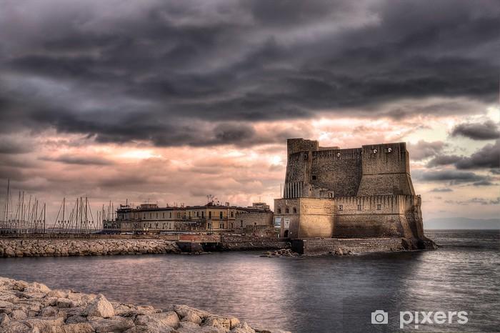 Fototapeta winylowa Castel dell 'Ovo, Neapol, Włochy - Europa