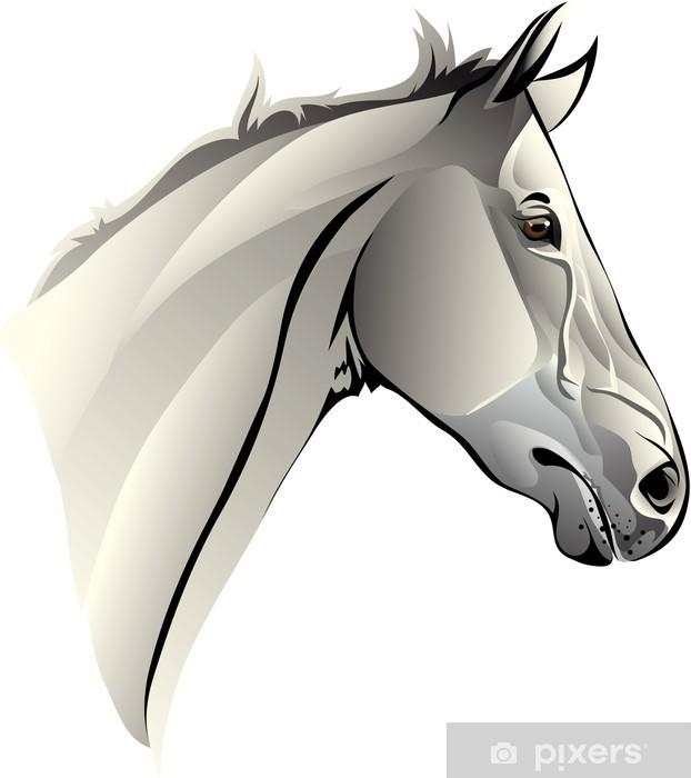 картинка головы коня для чудища