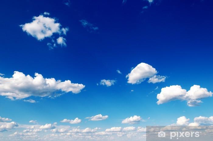 Fototapeta winylowa Niebieskie niebo - Niebo