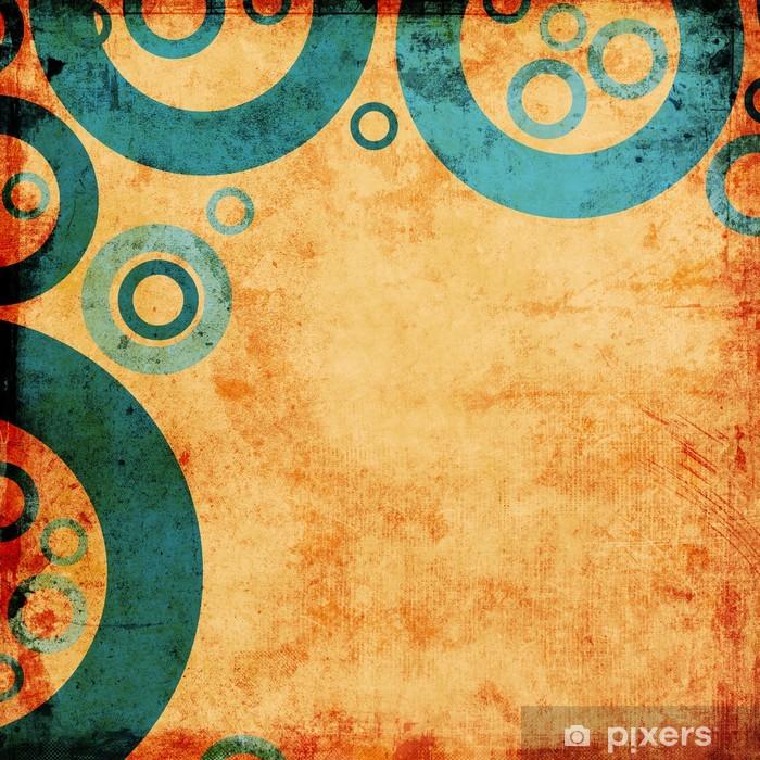 Grunge background Poster - Backgrounds