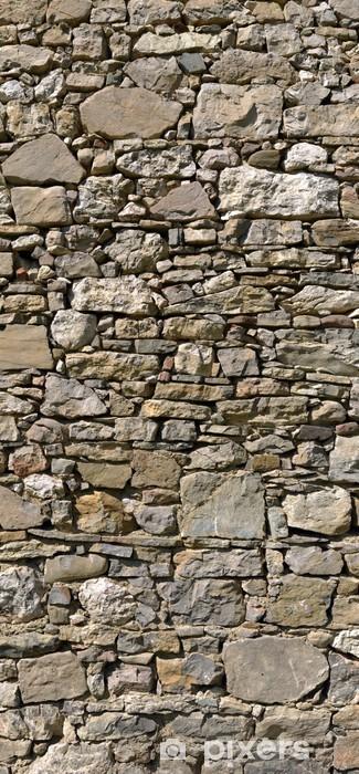 Fototapeta winylowa Kamienny mur 16 - Europa