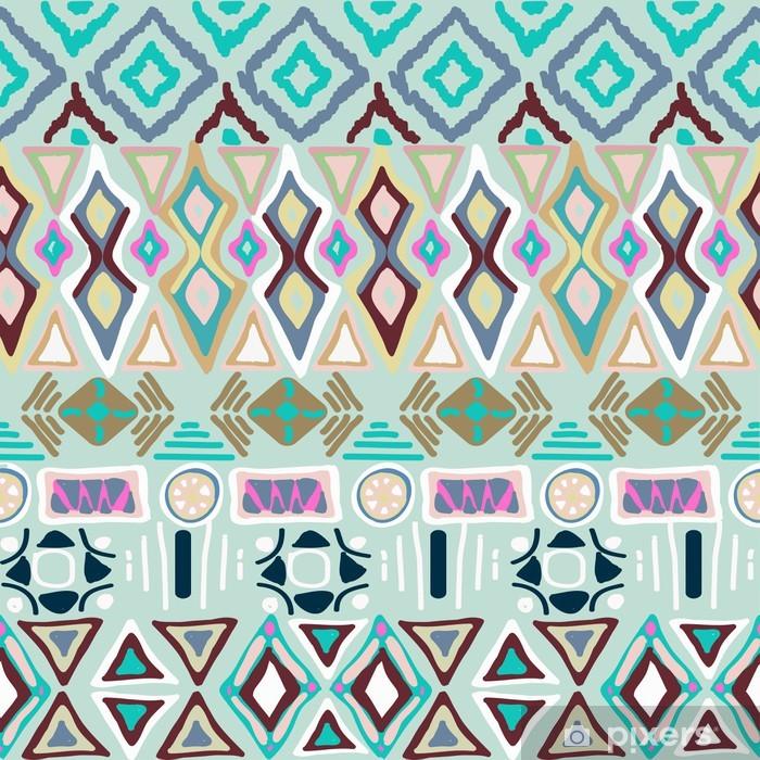 Poster Seamless pattern - Stile