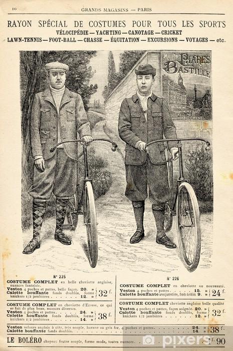 Naklejka Pixerstick Własny rower - Transport drogowy