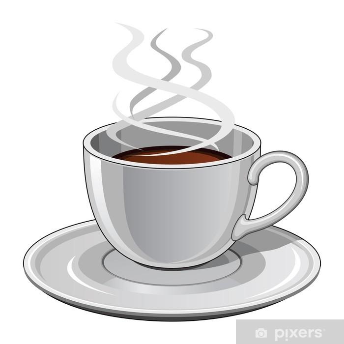 Vinilo Pixerstick Taza de café • Pixers® - Vivimos para cambiar