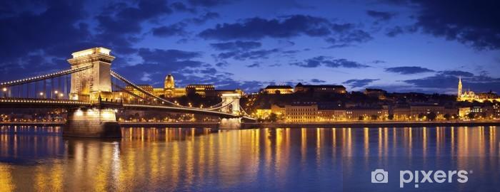 Naklejka Pixerstick Budapeszt - Europa