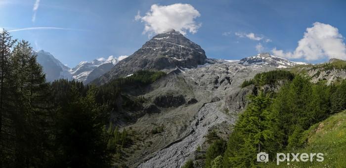 Vinyl-Fototapete Die Alpen - Europa