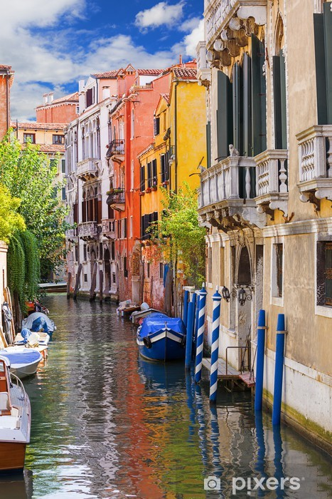 architecture of Venice. Italy. Vinyl Wall Mural - European Cities