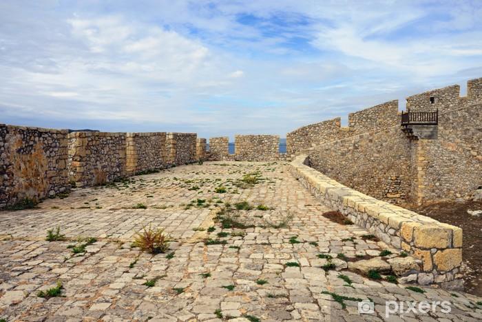 Fototapeta winylowa Neokastro zamek - Europa