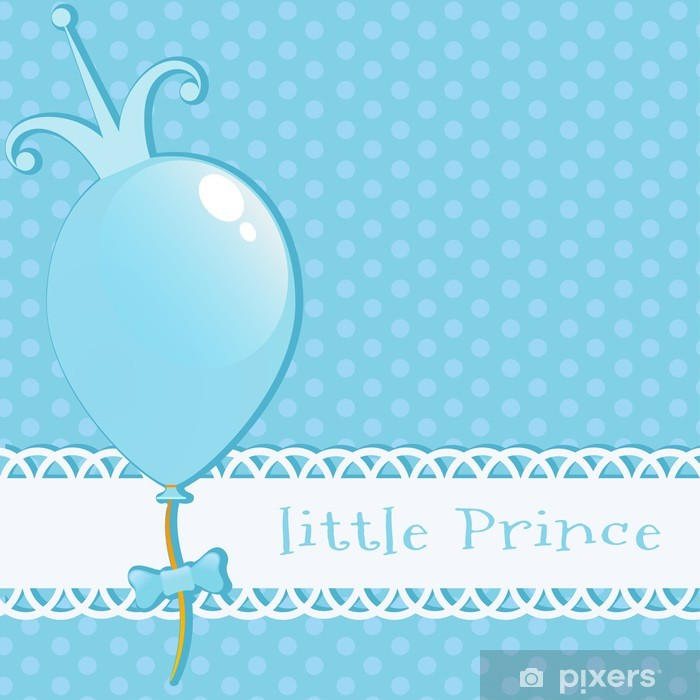Plakat Tło Mały Książę - Tła