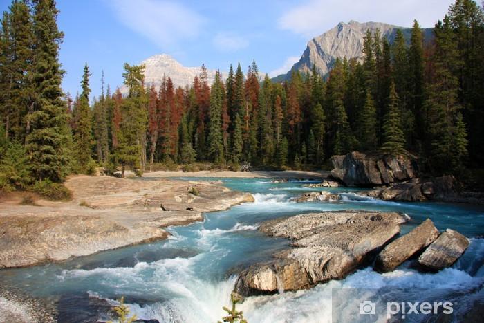 Fotomural Estándar Yosemite - EE.UU. - Naturaleza y zonas salvajes