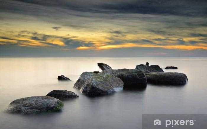 Fototapeta winylowa Pejzaż morski - Tematy