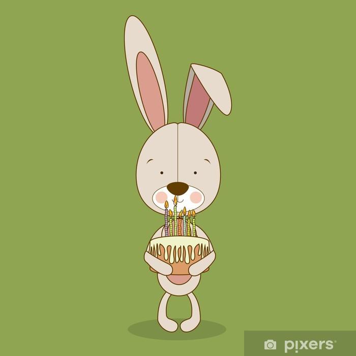 Plakat Projekt króliczek - Gry