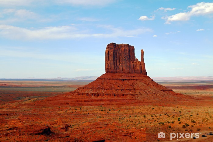 Vinylová fototapeta Monument Valley - Vinylová fototapeta