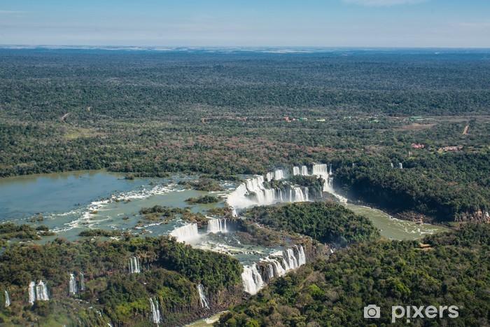 Vinylová fototapeta Iguacu vodopády, Jižní Amerika - Vinylová fototapeta