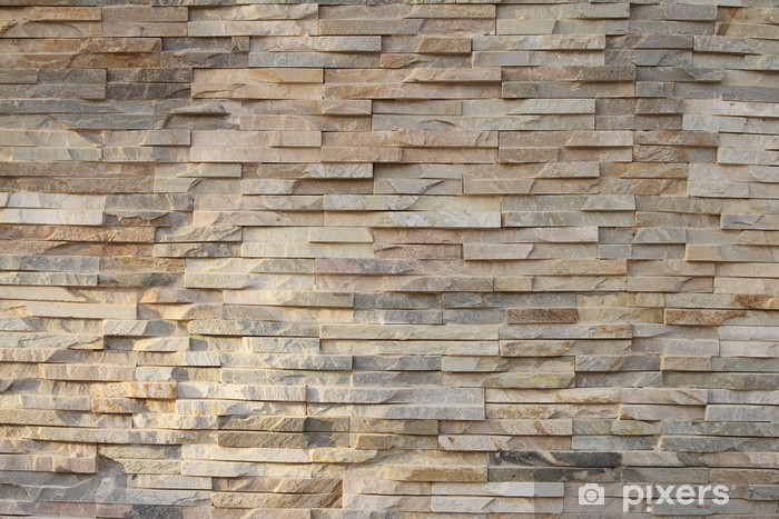 Sticker Pixerstick Mur, texture, fond - Arrière plans
