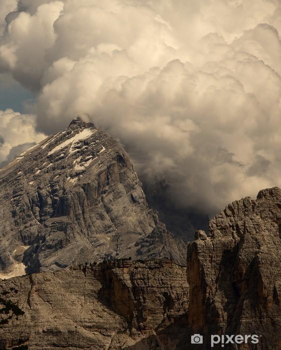 Papier peint vinyle Dolomites - Situations