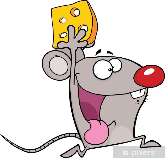Смешные картинки мышей с сыром