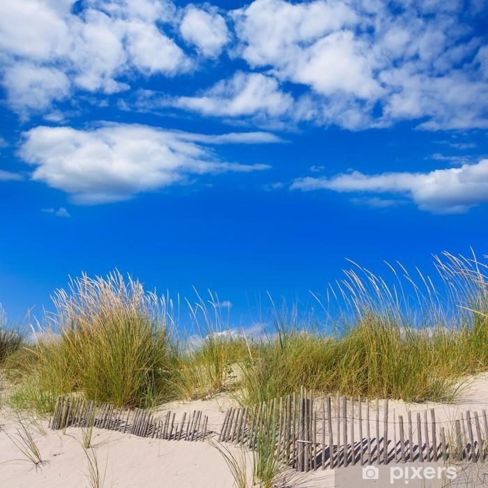 Sticker Pixerstick Alaior Cala Son Bou dans les dunes Menorca Baléares à - Europe
