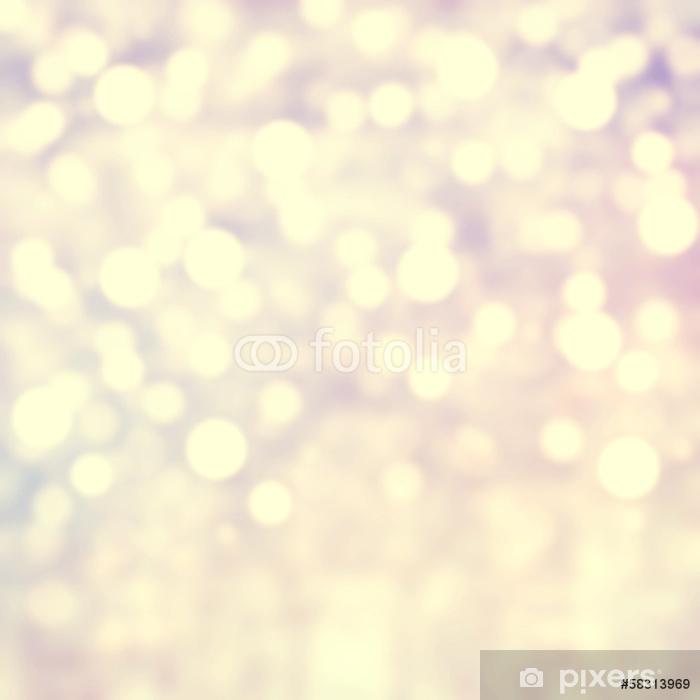 Gold Festive Sparkle Background. Abstract twinkled bright back Poster - International Celebrations