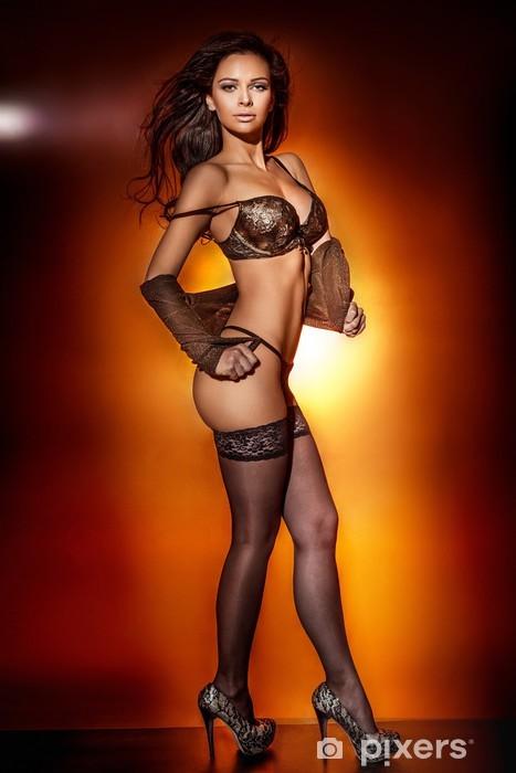 Fotografie sexy nahé dámy